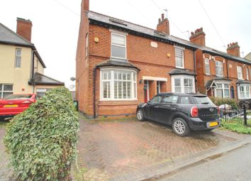 Thumbnail 3 bed semi-detached house for sale in Jubilee Houses, Ladysmith Road, Kirby Muxloe, Leicester