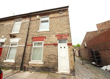 Thumbnail 4 bed end terrace house to rent in Horner Street, York