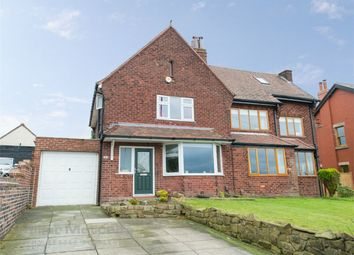 Thumbnail 4 bedroom semi-detached house for sale in Newbrook Road, Atherton, Manchester, Lancashire