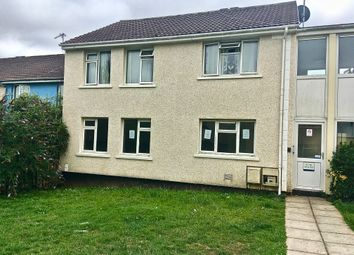 Thumbnail 1 bed flat for sale in Pengegon Parc, Camborne