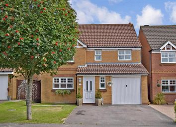 Thumbnail 4 bed detached house for sale in Japonica Way, Havant, Hampshire