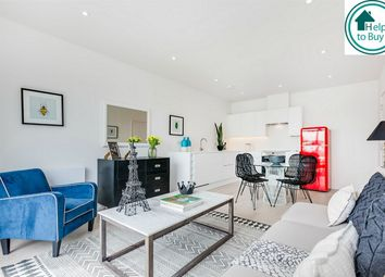 Thumbnail 2 bedroom flat for sale in Nicoll Road, Harlesden, London