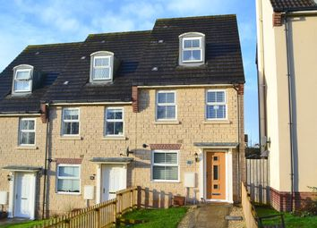 Thumbnail 3 bed end terrace house for sale in Treacle Mine Road, Wincanton