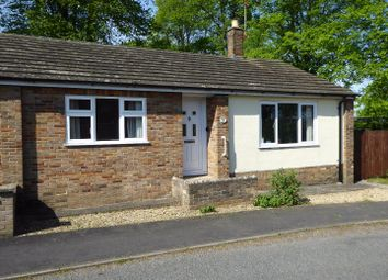 Thumbnail 2 bed semi-detached bungalow for sale in Masterton Close, Stamford