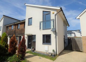 Thumbnail 3 bedroom terraced house for sale in Miller Way, Peterborough, Cambridgeshire.
