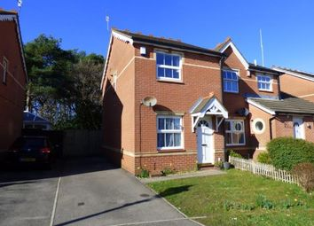 Thumbnail 2 bedroom semi-detached house for sale in West Canford Heath, Poole, Dorset