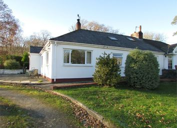 Thumbnail 4 bed semi-detached bungalow for sale in Caemaen, Bryncoch, Neath, West Glamorgan
