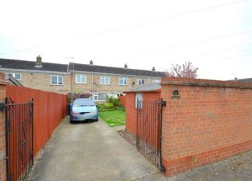 Thumbnail 2 bedroom terraced house for sale in Nene Road, Huntingdon, Cambridgeshire