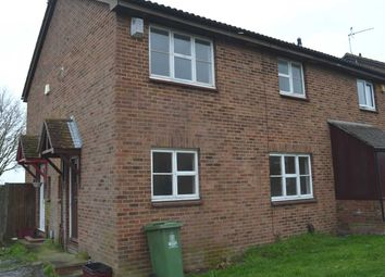 Thumbnail 1 bed property to rent in Wyatt Road, Crayford, Dartford