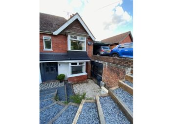Thumbnail 4 bed semi-detached house for sale in Longdene Road, Haslemere