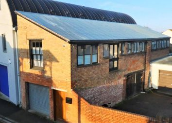 Thumbnail 1 bed semi-detached house for sale in Wood Street, Taunton, Somerset