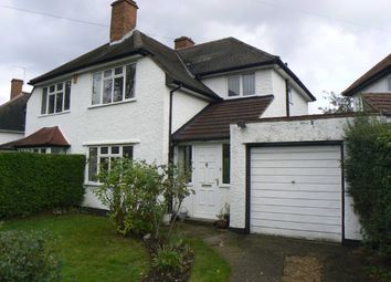 Thumbnail 3 bed semi-detached house to rent in Towncourt Lane, Crofton, Orpington