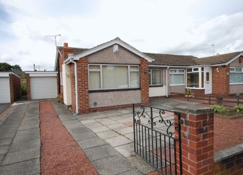 Thumbnail 2 bed semi-detached bungalow to rent in Grange Road, Morpeth