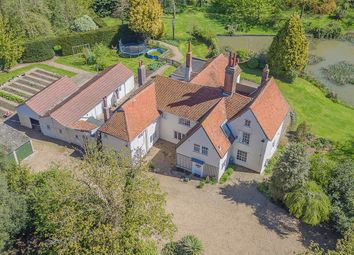 Thumbnail 7 bed detached house for sale in Church Lane, East Mersea, Colchester