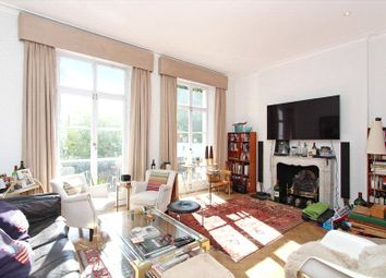 Thumbnail 3 bed flat to rent in Marloes Road, Kensington