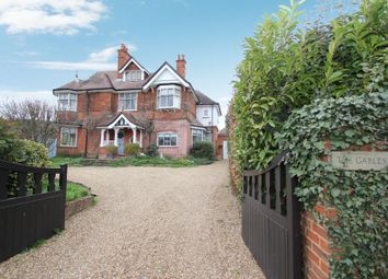 Thumbnail 6 bed detached house to rent in Church Road, Horsell, Woking