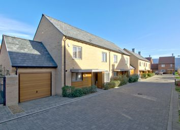 Thumbnail 4 bed semi-detached house for sale in Huntsman Road, Trumpington, Cambridge