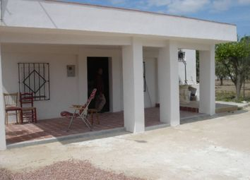 Thumbnail 5 bed country house for sale in Sax, Sax, Spain