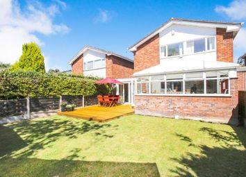 Thumbnail 4 bed link-detached house for sale in Lyndhurst Close, Wilmslow, Cheshire, .