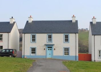 Thumbnail 4 bed detached house to rent in Bardrochat View, Colmonell, Girvan