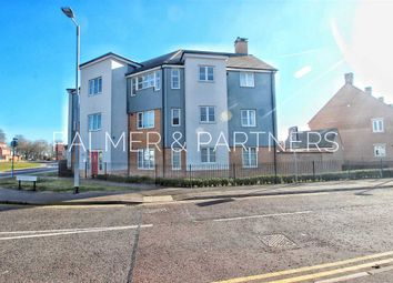 Thumbnail 2 bed flat for sale in Kensington Road, Colchester