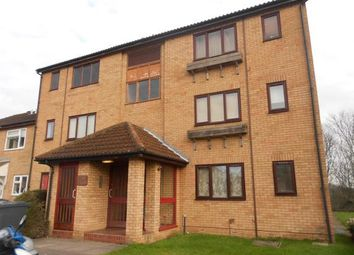 Thumbnail 1 bed flat for sale in Alburgh Close, Bedford, Bedfordshire