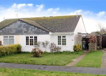 Thumbnail 2 bed semi-detached bungalow for sale in Beaumont Park, Littlehampton, West Sussex
