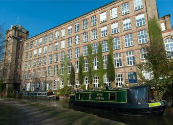 Thumbnail 3 bed flat for sale in Clarence Mill, Clarence Road, Bollington, Macclesfield, Cheshire