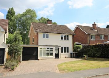 Thumbnail 3 bed detached house to rent in Oak Tree Close, Virginia Water