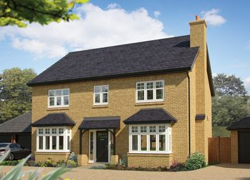 "Thumbnail 5 bed detached house for sale in ""The Lime"" at Stonebow Road, Drakes Broughton, Pershore"