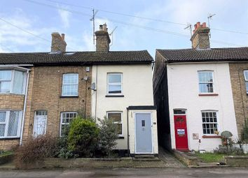 Thumbnail 2 bed end terrace house for sale in Plantation Road, Heath And Reach, Leighton Buzzard
