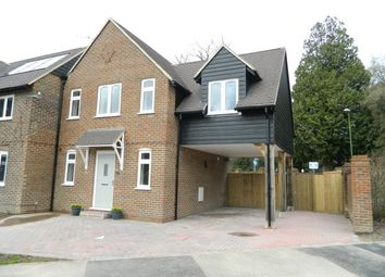 Thumbnail 4 bed property to rent in Watercress Place, Horsham