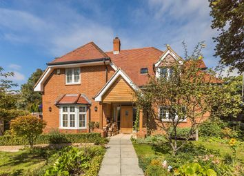 Thumbnail 4 bed detached house for sale in Hurn Way, Christchurch