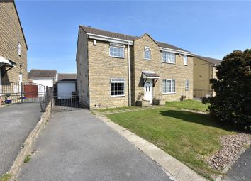 Thumbnail 3 bedroom semi-detached house for sale in Westwinn View, Leeds, West Yorkshire