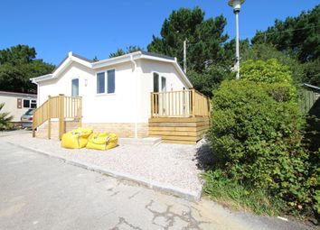 Thumbnail 1 bedroom bungalow for sale in Trelowth, St. Austell