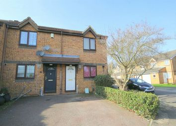 Thumbnail 2 bed terraced bungalow to rent in Leigh Hunt Drive, London