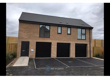 Thumbnail 2 bed maisonette to rent in Parkhill Drive, Doncaster