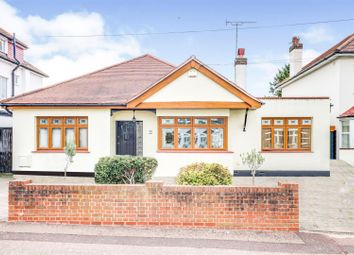 Henley Crescent, Westcliff-On-Sea SS0. 4 bed detached bungalow
