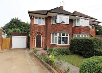 Thumbnail 3 bedroom semi-detached house to rent in Oakleigh Gardens, Whetstone