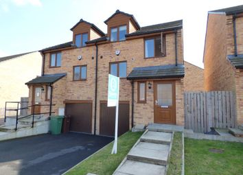 Thumbnail 3 bed town house to rent in Stansfield Road, Castleford