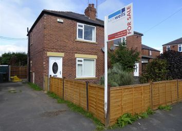 Thumbnail 2 bed semi-detached house to rent in Vicarage Avenue, Leeds, West Yorkshire