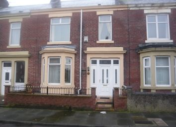 Thumbnail 3 bed property to rent in Gladstone Street, Hebburn
