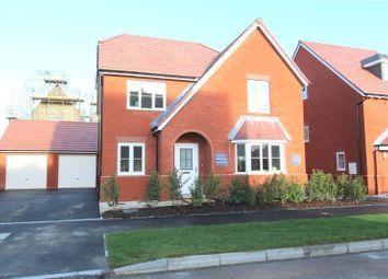 Thumbnail 4 bed detached house to rent in Stoneywell, Tadpole Garden Village, Swindon