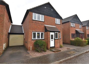 Thumbnail 4 bed detached house for sale in Brockenhurst Way, Bicknacre