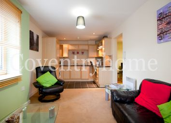 Thumbnail 3 bed flat to rent in Fairfax Street, Coventry