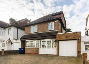 Thumbnail 4 bed detached house for sale in Longfield Avenue, Mill Hill