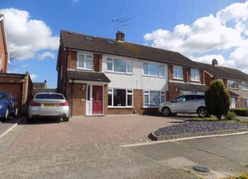Thumbnail 4 bed semi-detached house for sale in Totnes Walk, Springfield, Chelmsford
