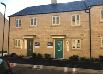 Thumbnail 2 bed terraced house for sale in Brays Avenue, Tetbury