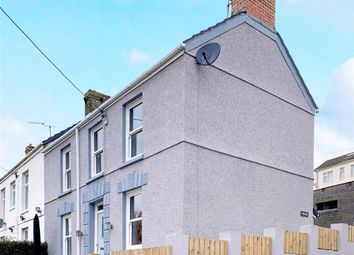 Thumbnail 4 bed semi-detached house for sale in Bay View, Pwll, Llanelli