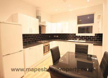 Thumbnail 3 bedroom flat to rent in Huddlestone Road, Willesden Green